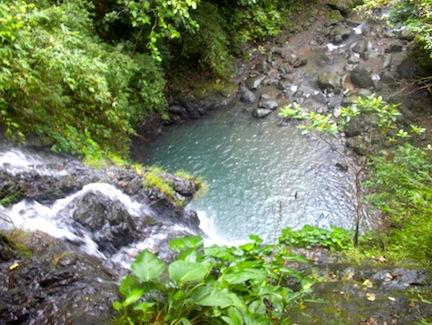 Tibiao Waterfall