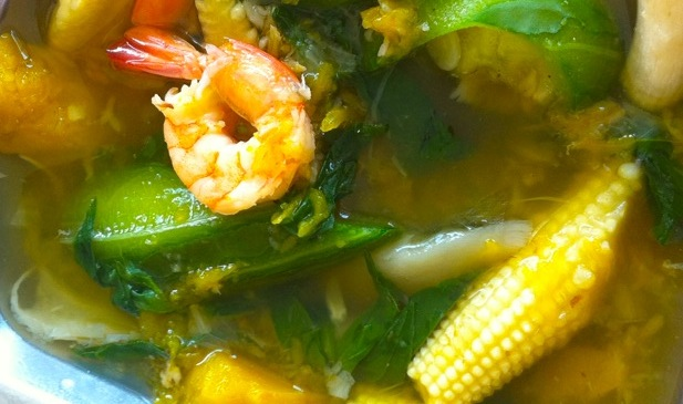 Kaang Lieng Soup