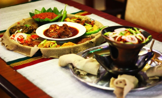 Picture via http://ethiopianrestaurantbangkok.weebly.com/gallery.html