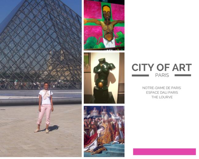 CITY OF ART