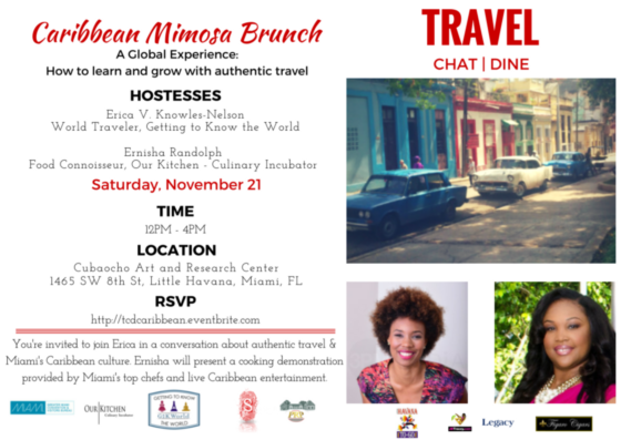 TCD Caribbean Mimosa Brunch