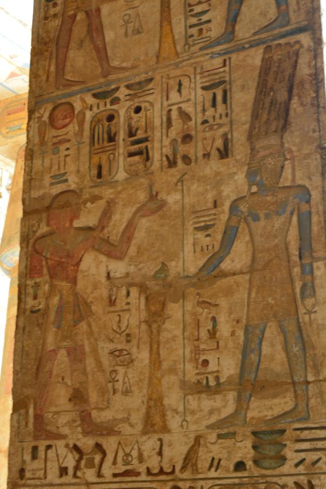 Ramses III temple
